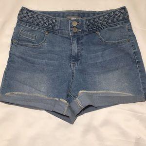 New York & Company Women's denim shorts